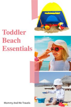 Beach Gear For Toddlers