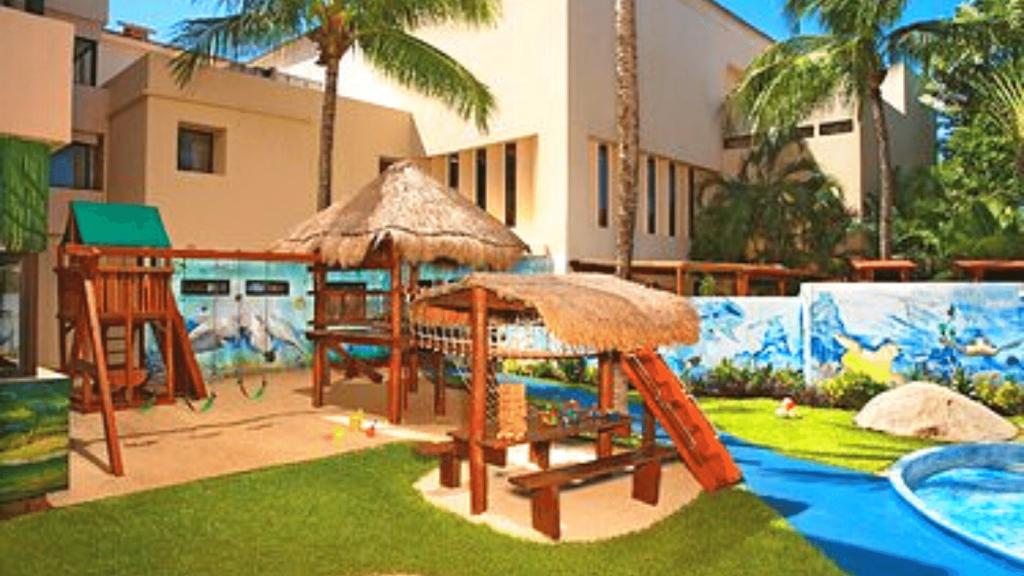 Dreams Puerto Aventuras Resort Best Family Resorts Riviera Maya